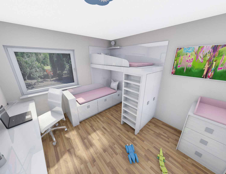 Möbel für Kinderzimmer