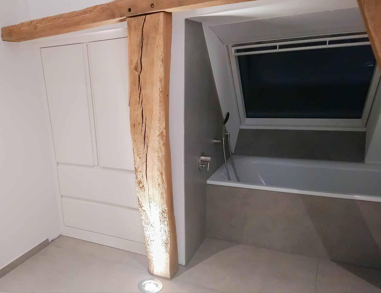 Einbauschränke für Dachausbauten